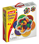 Mozaika Fantacolor Daisy mix průměr 5 mm, 900 ks, věk 4+