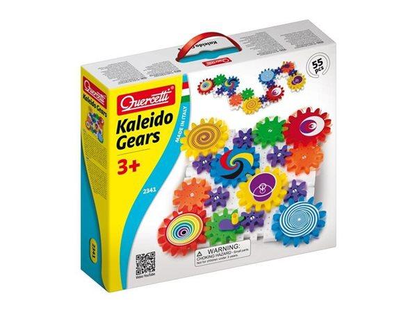 Quercetti stavebnice Kaleido Gears