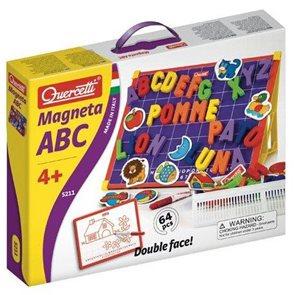 Magnetická tabulka ABC, věk 4+