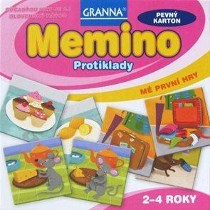 Memino - Protiklady