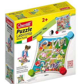 Quercetti Puzzle Labirinto