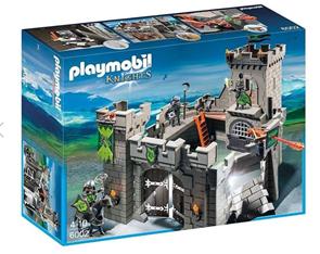 Bašta rytířů řádu Vlka 6002 Playmobil