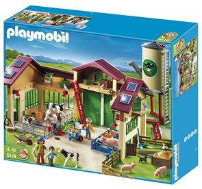 Nová farma se silem - Playmobil