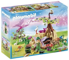 Zvířátková víla Elixia v lese - Playmobil