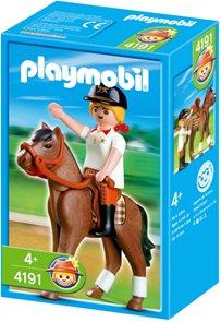 Krasojezdkyně - Playmobil