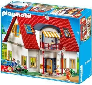 Nový rodinný dům - Playmobil