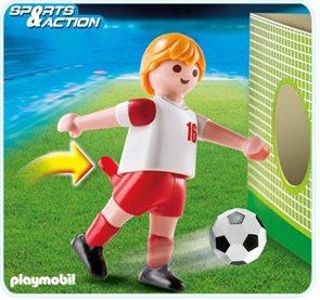 Fotbalista Polska - Playmobil