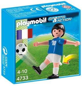 Fotbalista Francie - Playmobil