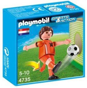Fotbalista Nizozemska - Playmobil