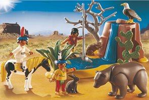 Malí indiáni -  Playmobil - novinka 2013