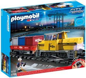 RC Nákladní vlak - Playmobil - novinka 2013