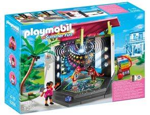 Dětský klub s diskotékou - Playmobil - novinka 2013