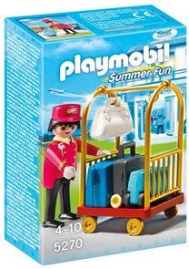 Portýr - Playmobil - novinka 2013