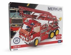 Merkur stavebnice - Fire Set