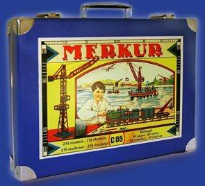 Merkur stavebnice - Classic C05, krabice
