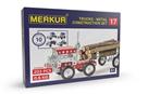 Merkur stavebnice 017 - Kamión