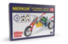Merkur stavebnice 018 - Motocykly