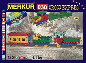 Merkur stavebnice 030 - Cross expres