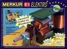 Merkur stavebnice E1 - Elektřina, magnetizmus