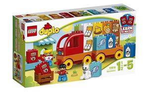 LEGO DUPLO 10818 Můj první náklaďák - DUPLO LEGO Kostičky, věk 1,5- 5, novinka 2016