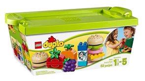 LEGO DUPLO 10566 Tvořivý piknik - DUPLO Kostičky