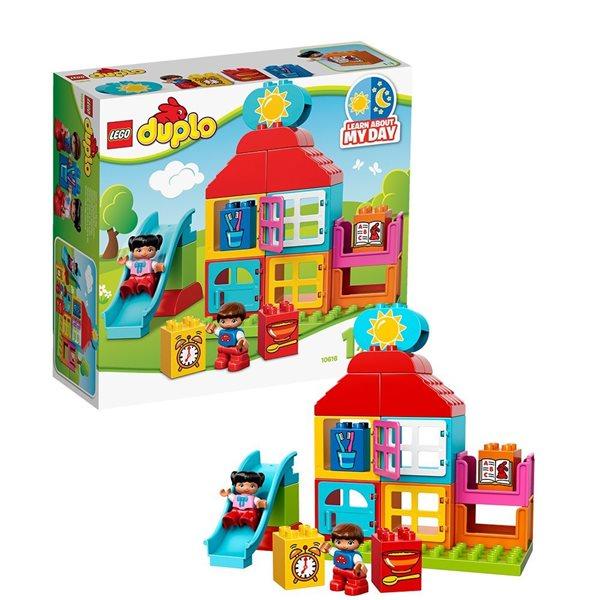 LEGO DUPLO 10616 Můj první domeček na hraní /1,5-5 let/ - novinka 2015, Sleva 10%