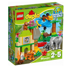 LEGO DUPLO 10804 Džungle - DUPLO LEGO Town, věk 2-5, novinka 2016