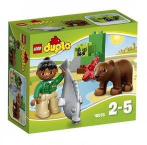 LEGO DUPLO 10576 ZOO - DUPLO LEGO Ville