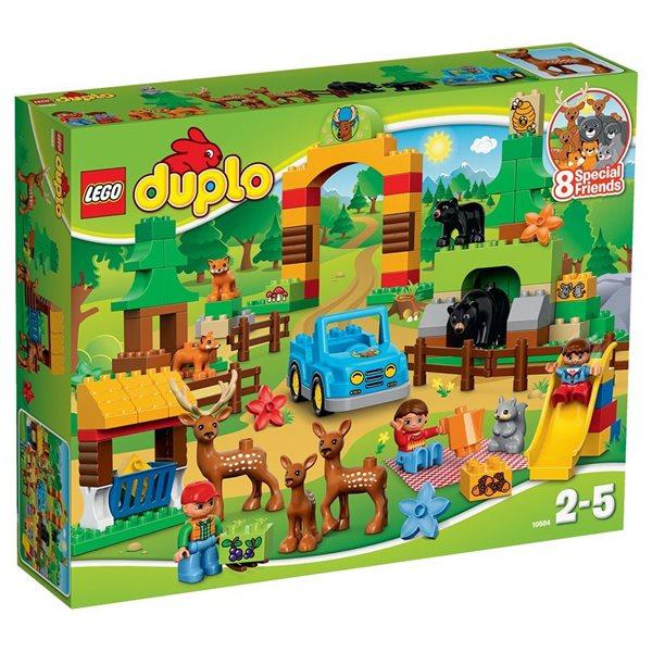 LEGO DUPLO 10584 Lesopark - DUPLO LEGO Město, novinka 2015, Sleva 20%, Doprava zdarma