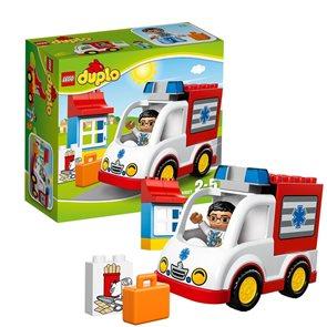 LEGO DUPLO 10527 Sanitka - DUPLO LEGO Ville