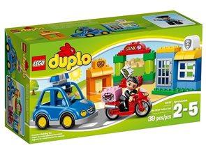 LEGO DUPLO 10532 Policie - DUPLO LEGO Ville