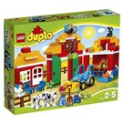 LEGO DUPLO 10525 Velká Farma - DUPLO LEGO Ville