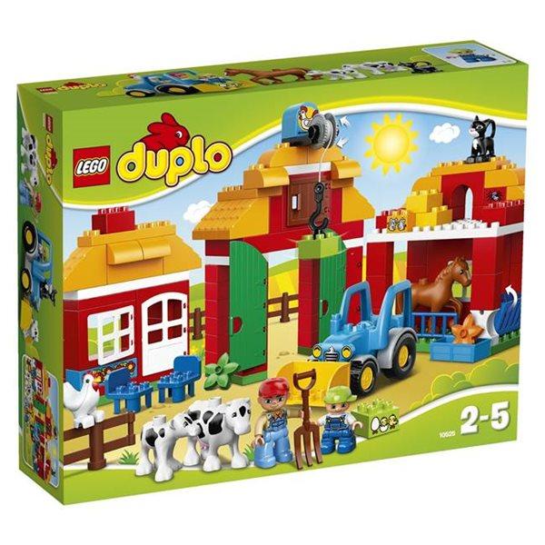 LEGO DUPLO 10525 Velká Farma - DUPLO LEGO Ville, Doprava zdarma