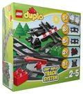 LEGO DUPLO 10506 Doplňky k vláčku - DUPLO LEGO Ville