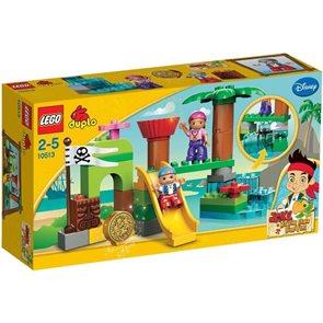LEGO DUPLO Pirát Jake 10513 Skrýš Země Nezemě