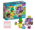 LEGO DUPLO 10605 - Doktorka Plyšáková: Sanitka Rosie - LEGO DUPLO Disney Junior