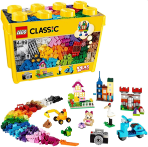 LEGO Classic 10698 Velký kreativní box, věk 4+