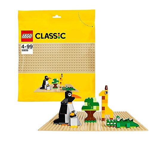 LEGO Classic 10699 Podložka ke stavění - písková