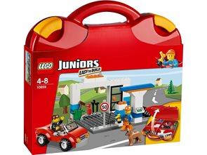 LEGO Kostičky 10659 Červený kufřík