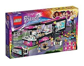 LEGO Friends 41106 Autobus pro turné popových hvězd, novinka 2015
