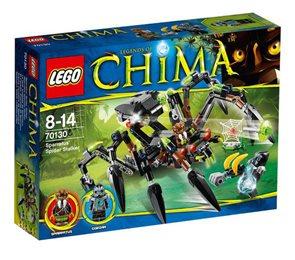 LEGO CHIMA 70130 Sparratův pavoučí stopař