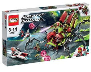 LEGO Galaxy Squad 70708 Žihadlobodec