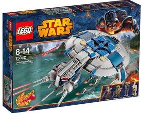 LEGO Star Wars 75042 Droid Gunship ( Bombardér droidů)