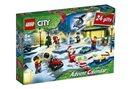 LEGO City 60155 Adventní kalendář 2017