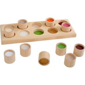 Didaktická hračka - hmatová paměť 2064 - Lefler