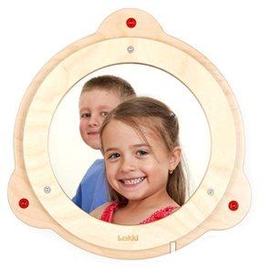 Dětské zrcadlo- hrací a didaktický prvek