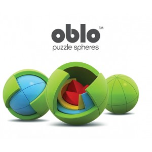 Hlavolam Oblo - Puizzle spheres