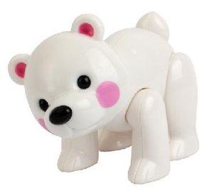 První přátelé - Polární medvěd