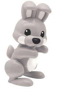 První přátelé - Šedý králík