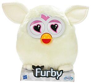 Furby Yeti plyšový bílý 29 cm